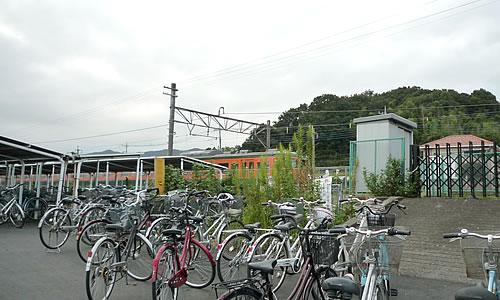 JR両毛線 大平下駅 電車の写真