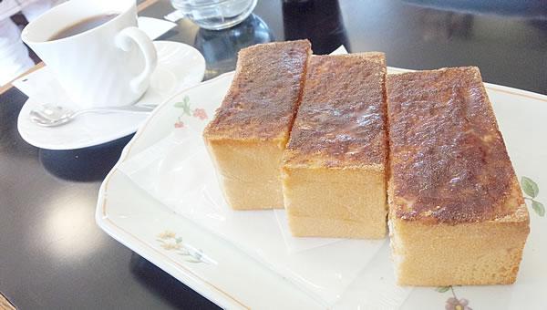 日光金谷ホテルベーカリー シナモントースト