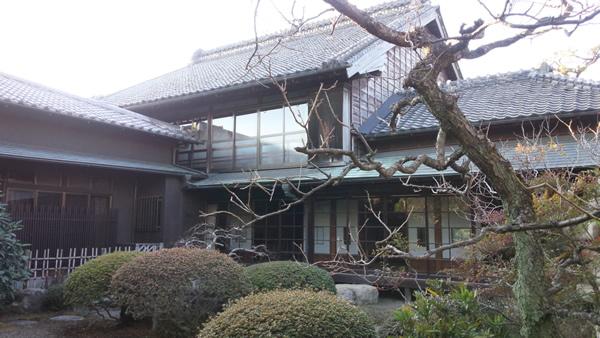 車屋美術館,小川家住宅(栃木県)-...